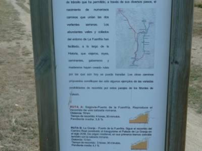 Caminos del bosque de Valsaín- viajes culturales por España; rutas senderismo sierra de madrid